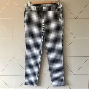 Old Navy Gingham Pixie Pants